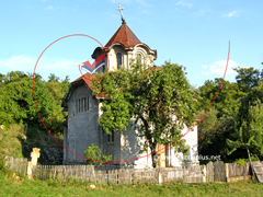 Seoska crkva, Bučje, Knjaževac / Church in village Bucje, Serbia